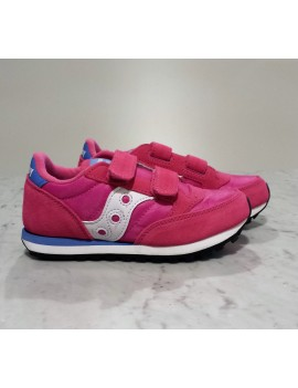 JAZZ DOUBBLE HL KIDS MAG. SAUCONY