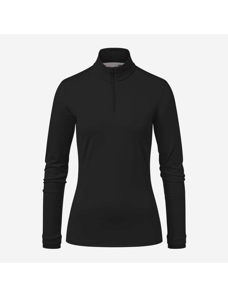 WOMEN FEEL HALFZIP SOFT SHELL KJUS