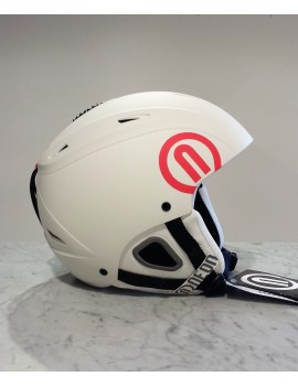 LUNAR WHITE CASCO NEON