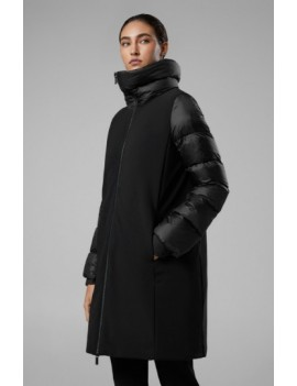 WINTER HYBRID COAT LADY RRD