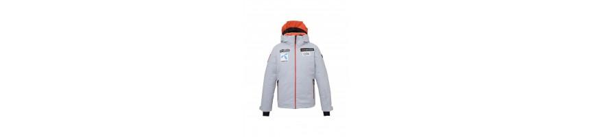 Abbigliamento sci junior