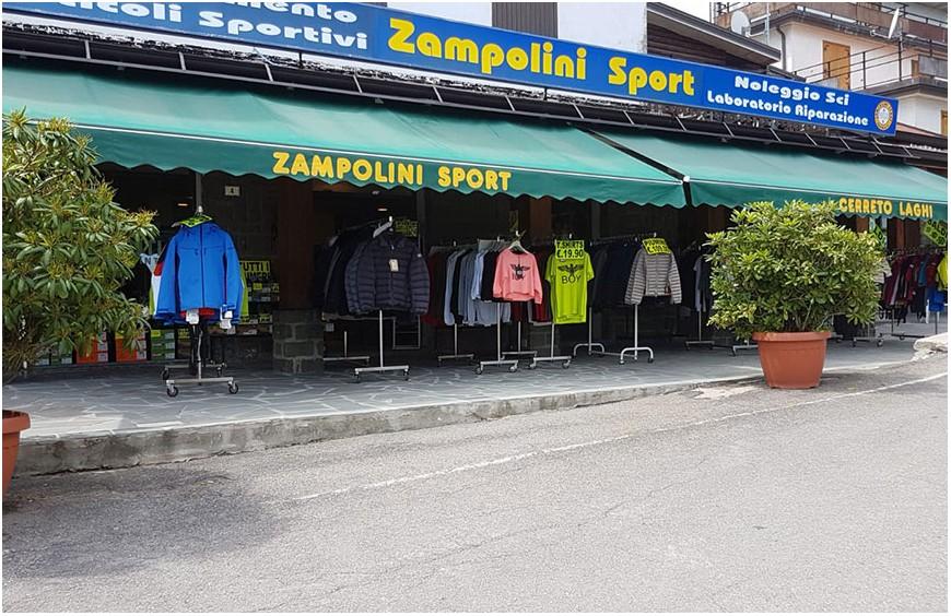 La storia di Zampolini Sport